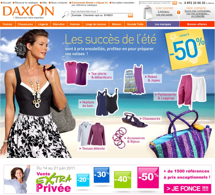 Home Page Daxon