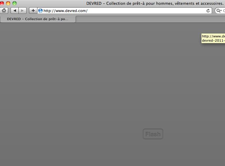 Home Page de Devred