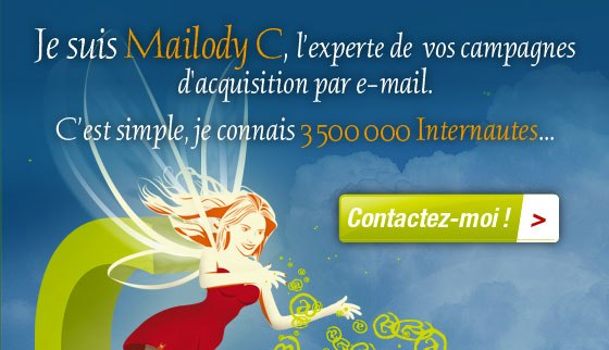 M comme Mailody le message