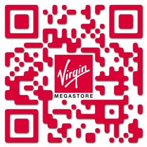 QRcode Virgin