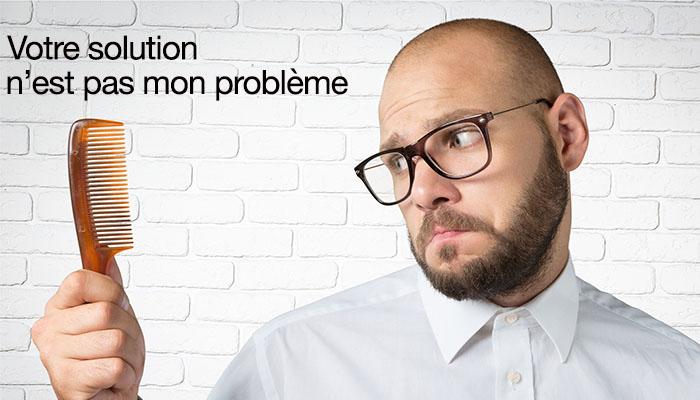 Solution probleme