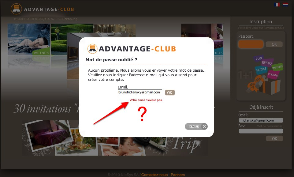Welcome on Advantage-Club