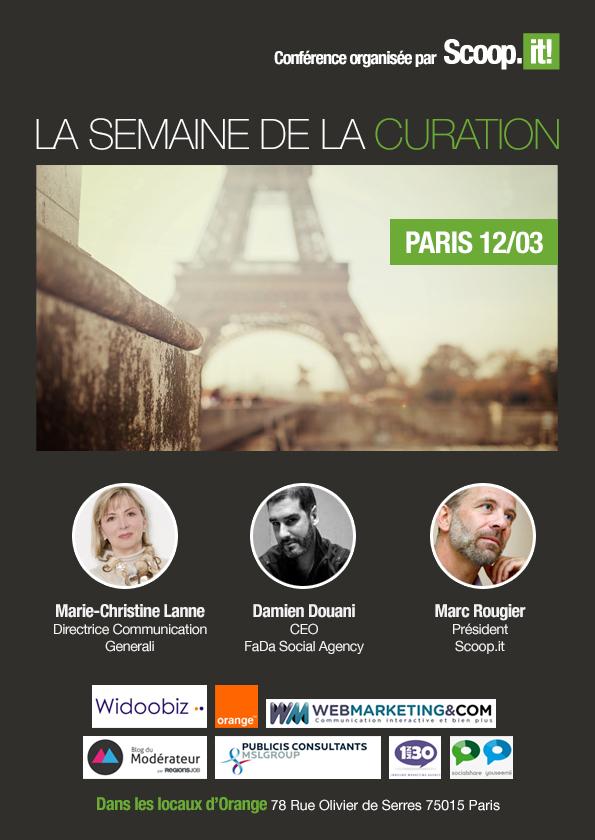 semaine de la curation affiche_paris